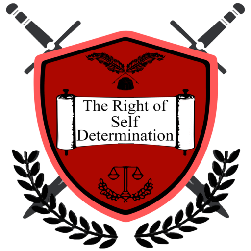 The Right of Self-Determination